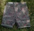 1339 pantalones cortos de Herramientas de camuflaje de los hombres cultivan su moralidad ocio SUP flores de peonía moda tendencias