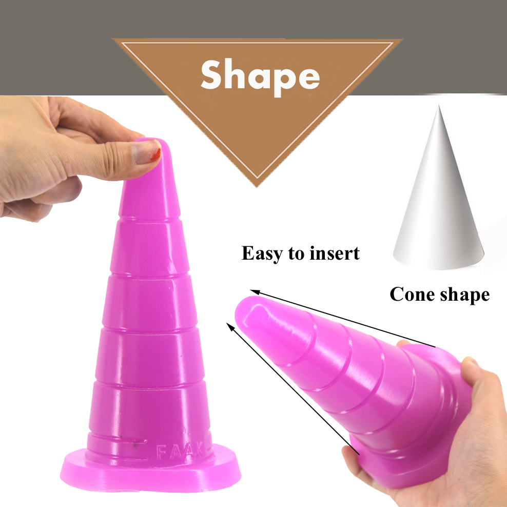 Adult sex toys the cone