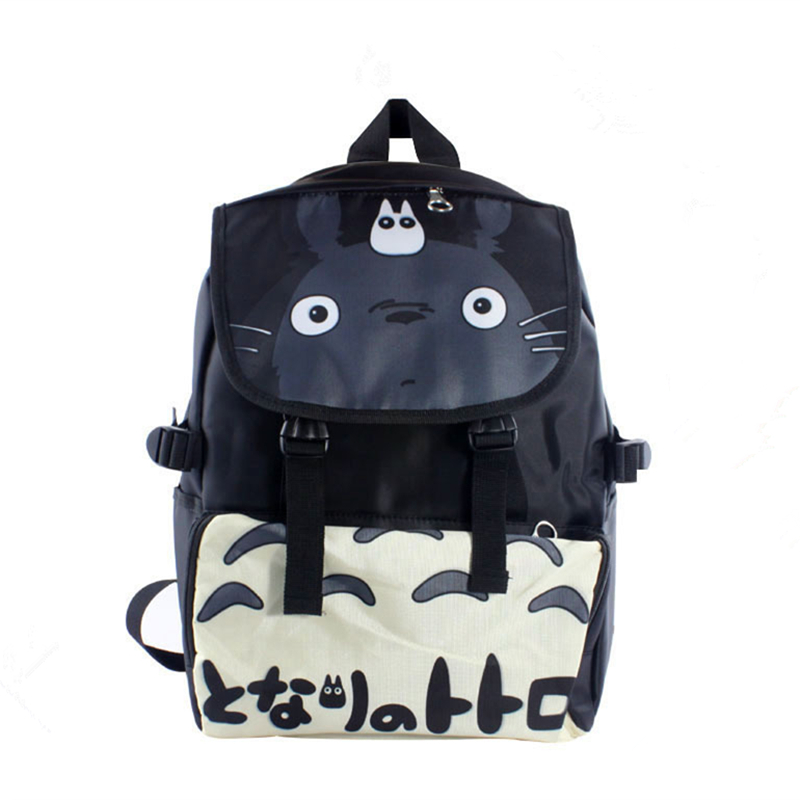 Children Totoro Anime backpack kids cute cat Schoolbag Women backpacks Japanese school bags for girls boys back pack mochila sac