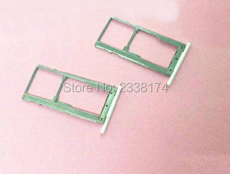 In stock ! For <font><b>meizu</b></font> meilan <font><b>note</b></font> 2 note2 <font><b>m2</b></font> <font><b>note</b></font> New <font><b>SIM</b></font> Card Holder Slot <font><b>Tray</b></font> Repair Parts + Free shipping image