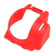 Parasol Parasol Glare Cubierta Protectora Para Mavic Pro Drone DJI Cardán Cámara rojo
