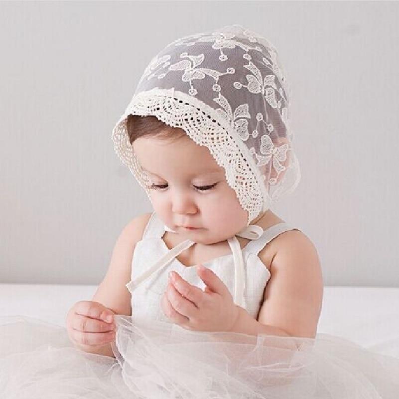 Bnaturalwell Baby Mädchen Prinzessin Hüte Motorhaube Retro Cap ...