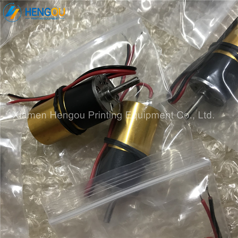 1 Piece tachometer generator 2034 B 015G Y 169 speed motor for GTO MO printing machine