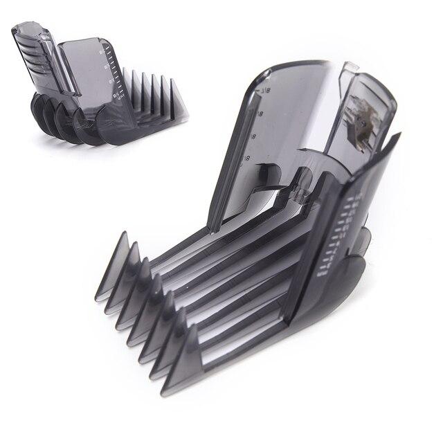 Nuevo 1 pc negro práctico de alta calidad recortador de pelo cortador de cabeza de barbero