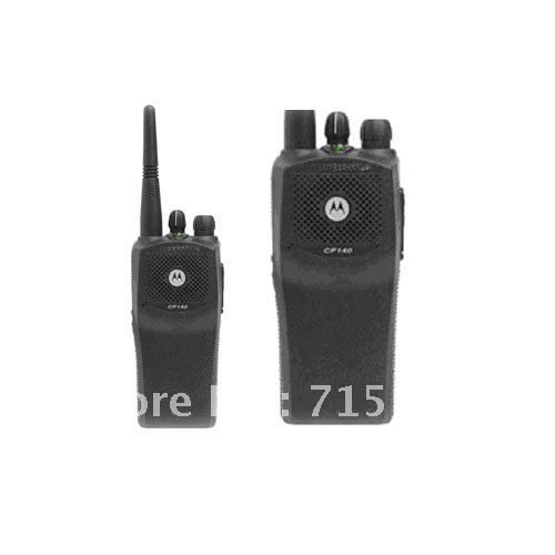 Free shipping hot sale CP140 VHF/UHF Portable Two-way radio Walkie talkie Transceiver