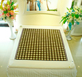 2015 Wholesale Jade Massage Bed Jade Stone Mattress Jade Far Infrared Jade Mattress Massage Mat 1.0X1.9M Free Shipping