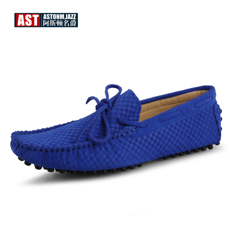 5 Colors US Size 5-11 EUR 38-45 Real Leather Slip On Men Driving Moccasin Loafer Shoes Casual Boat Shoes 2 colors us size 6 10 slip on leather casual men driving loafer moccasin summer sandals shoes