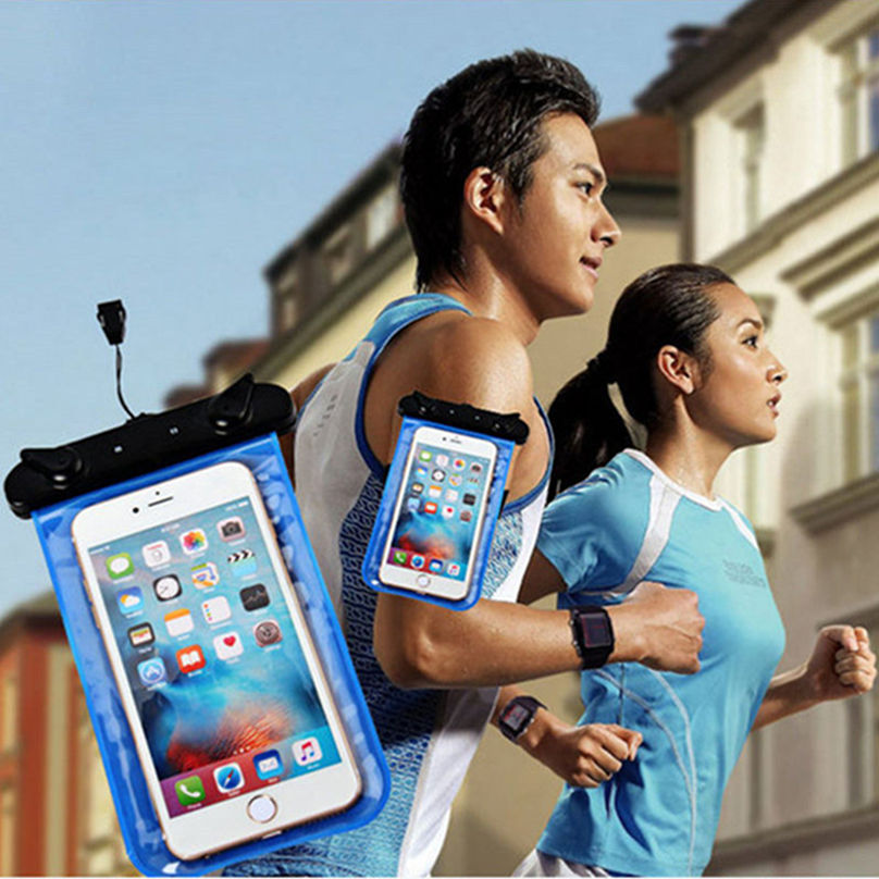Waterproof Pouch For Motorola Moto E XT1021 XT1022 XT1025 Wa
