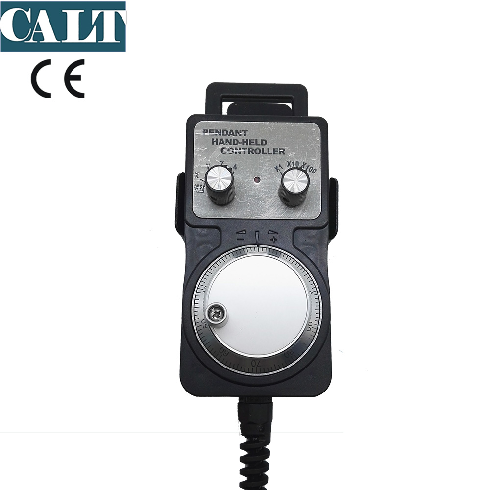 DC12V, controlador remoto MPG, codificador de pulso de rueda de mano para Mitsubishi CNC, Codificador rotativo de 25 pulsos, TM1469 25BST12 - 2