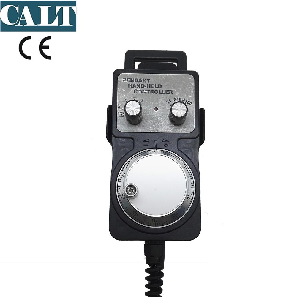 DC12V remoto controlador MPG volante pulso encoder rotativo codificador para Mitsubishi CNC 25 TM1469 25BST12 - 2