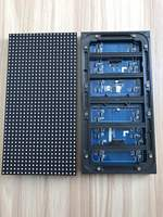 320X160mm 40X20 pixels 1/5 scan 3in1 SMD RGB full color p8 led module for outdoor led display screen,led video wall
