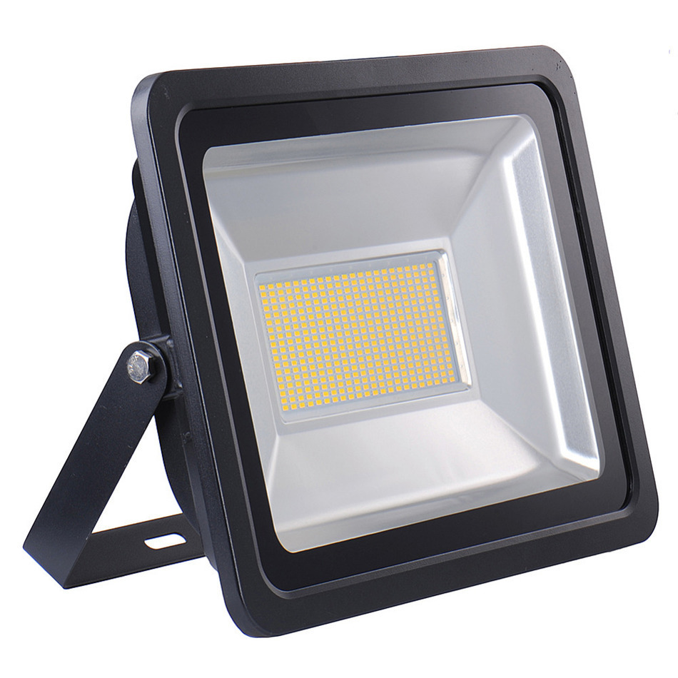 ФОТО 1pcs200W 220V Led Floodlight outdoor lights 13000LM 396LED SMD5730 Floodlights For street Square  Garden Spotlight Outdoor Wall