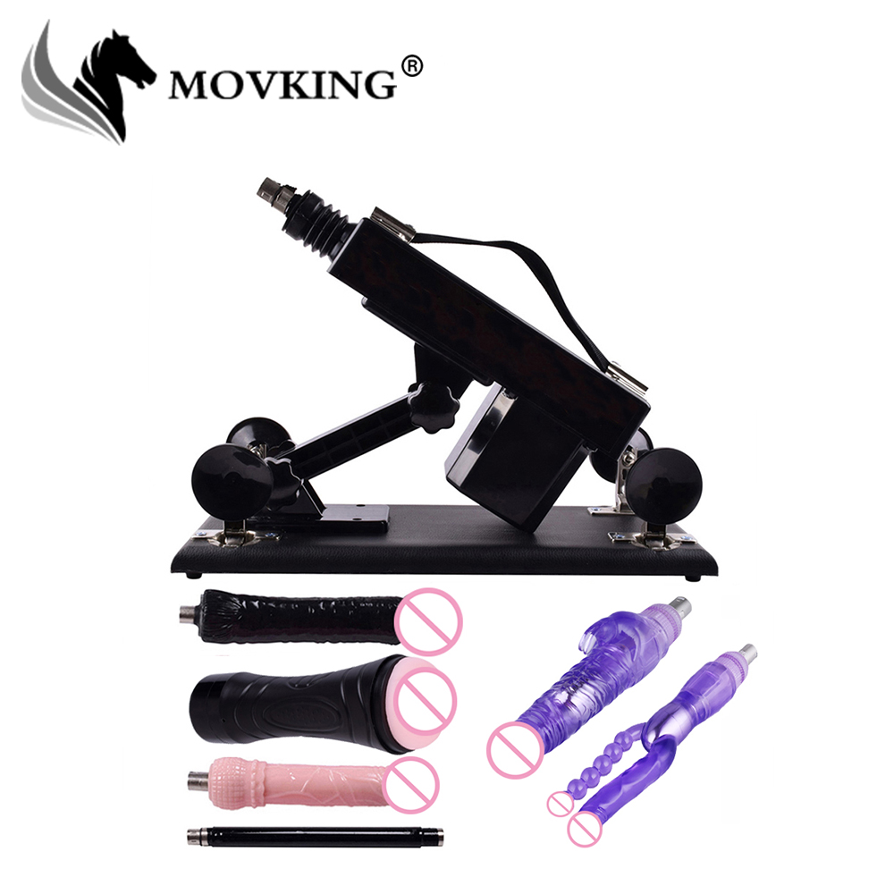 MOVKING Automatic Upgrade Sex Machine with Vibrating Dildos and Male Masturbator Cup Love Machines for Women and Men christian bernard why men want sex and womenlove what men and women want from sex andlove