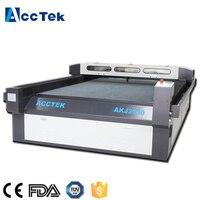 ACCTEK большие инструменты одежда ноутбука управления ЧПУ лазерной резки фабрика питания