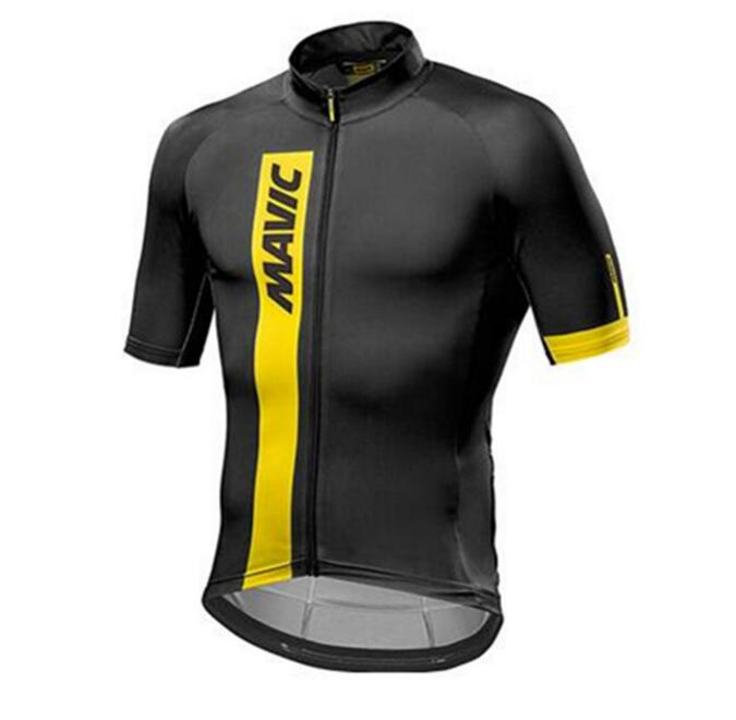 Mavic Cycling Jersey 2017 Cycling Clothing Racing Sport Bike Jersey Tops Cycling Wear Short Sleeves Maillot ropa Ciclismo