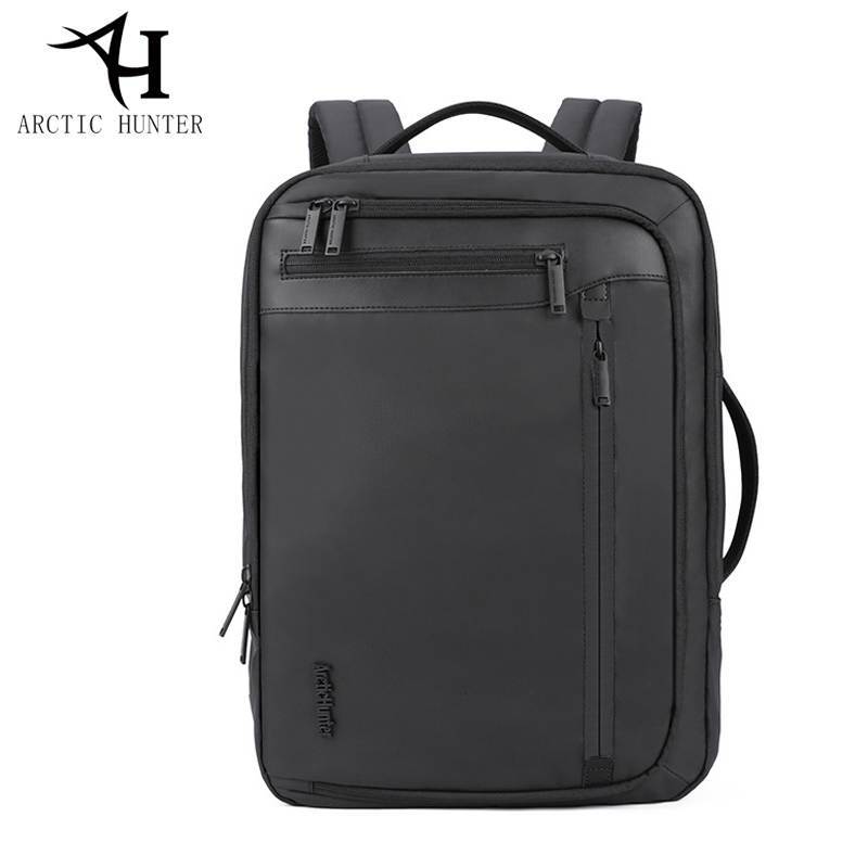 Arctic Hunter business backpack College double shoulder bag for men travel package computer laptops Backpacks travel mochila arctic hunter design 15 6 laptop backpacks men password lock backpack waterproof bag casual business travel backpack male b00208