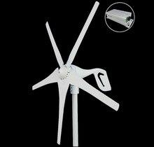 5 Blades wind turbine generator 600w max. 12V/24V wind turbine with CE.ROHS