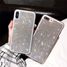 CYATO Diamond Case For Huawei P20 Pro Nova3 P10 Plus Honor 10 Mate pro Phone Cases Luxury Soft TPU Mate20Pro