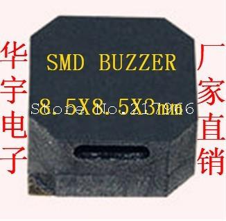 Oryginalne oryginalne factory direct SMD 8530 SMD taśmy pasywne brzęczyk magnetyczny 8 5*8 5*3 tanie i dobre opinie XIN NUO QI Buzzer