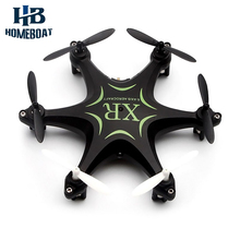Mini Drone XR-7 Quadcopter aeromodelismo 6-axis Gyro 2.4GHz 360 Degree Flip Headless Mode 4 Channel RC Helicopter Kid Toys dron