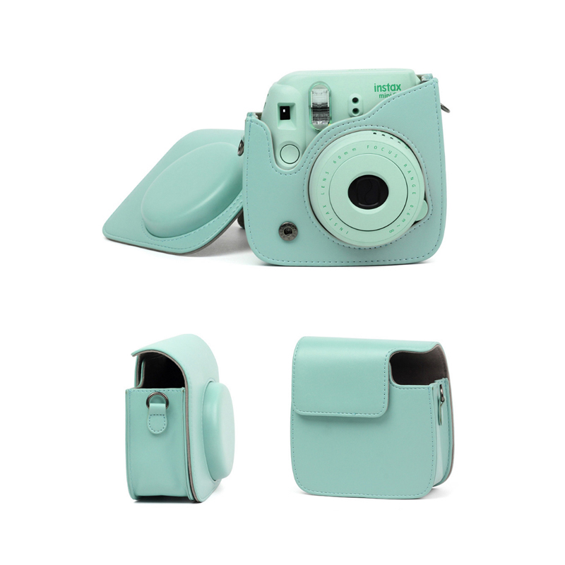 Fujifilm instax mini 9 Instantanea Caméra 10*2 Film Papier Caméra Sac 36 pcs album Photo Fujifilm Instax Mini 8 Version mise à jour - 6