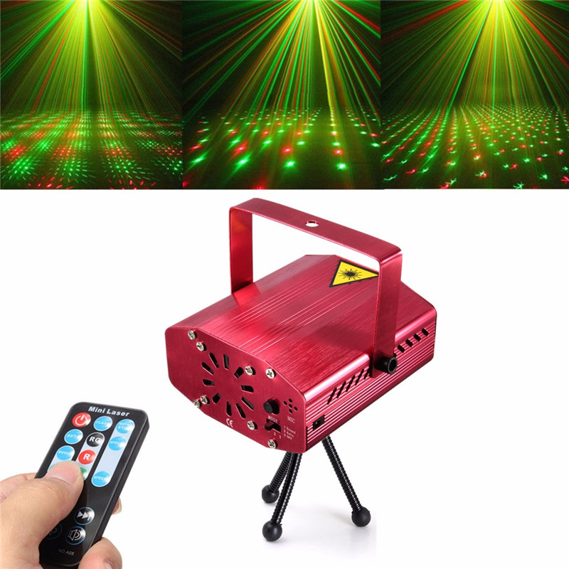 Smuxi LED Stage Light Auto/Voice For KTV DJ Disco Party Music Laser Projector Stage Lighting Effect Christmas Decor AC110-240VSmuxi LED Stage Light Auto/Voice For KTV DJ Disco Party Music Laser Projector Stage Lighting Effect Christmas Decor AC110-240V
