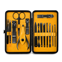 15Pcs Stainless Steel Nail/Manicure Set