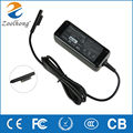 For Microsoft Surface Pro 4 15V 1.6A  24W Adapter Charger Power Supply