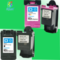 Shocking price For HP 652BK CL Ink Cartridge For HP Deskjet 1115 1118 2135  2138  3636 3835  4536 4538 4675 4676 4678 printer