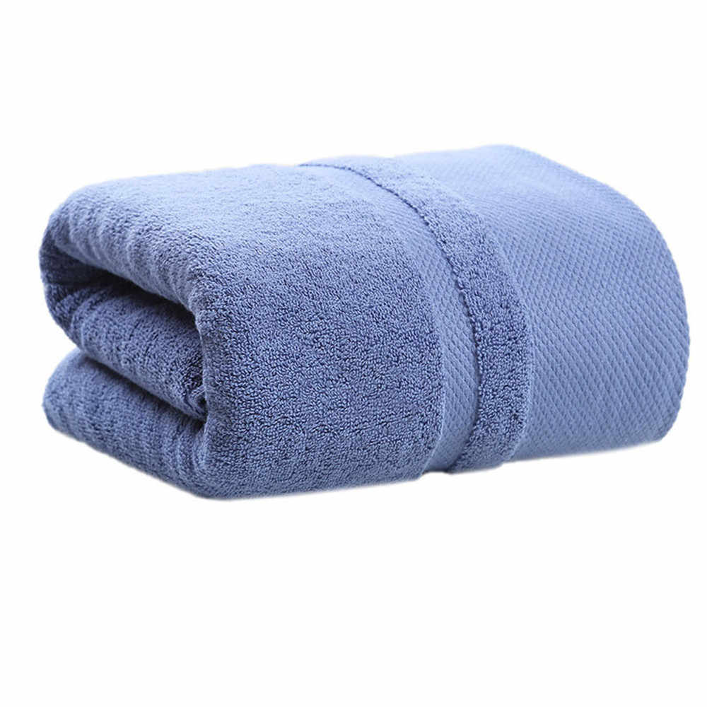 Adulte épaissie serviette de bain coton longue coton doux l'eau-sucer couple Grand Hôtel Hôtel