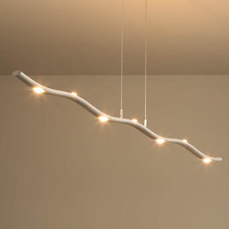 Minimalismo Moderno Levou Pingente Luzes Para sala De Jantar luzes de suspensão suspensão nordic lâmpada luminária Luminária luminárias