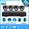 8 Channel IR Weatherproof Surveillance CCTV Camera Kit Home Security Wifi DVR Video Recorder System 8ch
