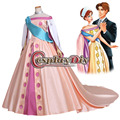 Deluxe Anastasia Princess Dress Adult Wedding Ball Gown Dress Costume Cosplay Custom Made