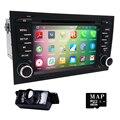 7-дюймовый Android 5.1 Dvd-плеер Автомобиля Для Audi A4 2003-2008 с Сенсорным Экраном 2 DIN Аудио Bluetooth В Тире Автомобиля Стерео GPS Навигация DAB +
