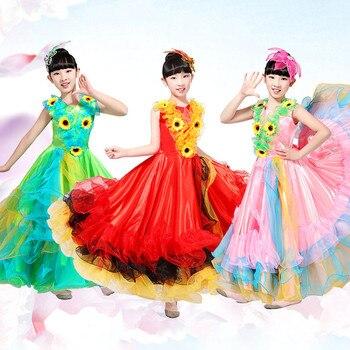 dfa7c227b Vestido de baile de salón de baile moderno estándar de vals de Rumba de  competición vestido de ...