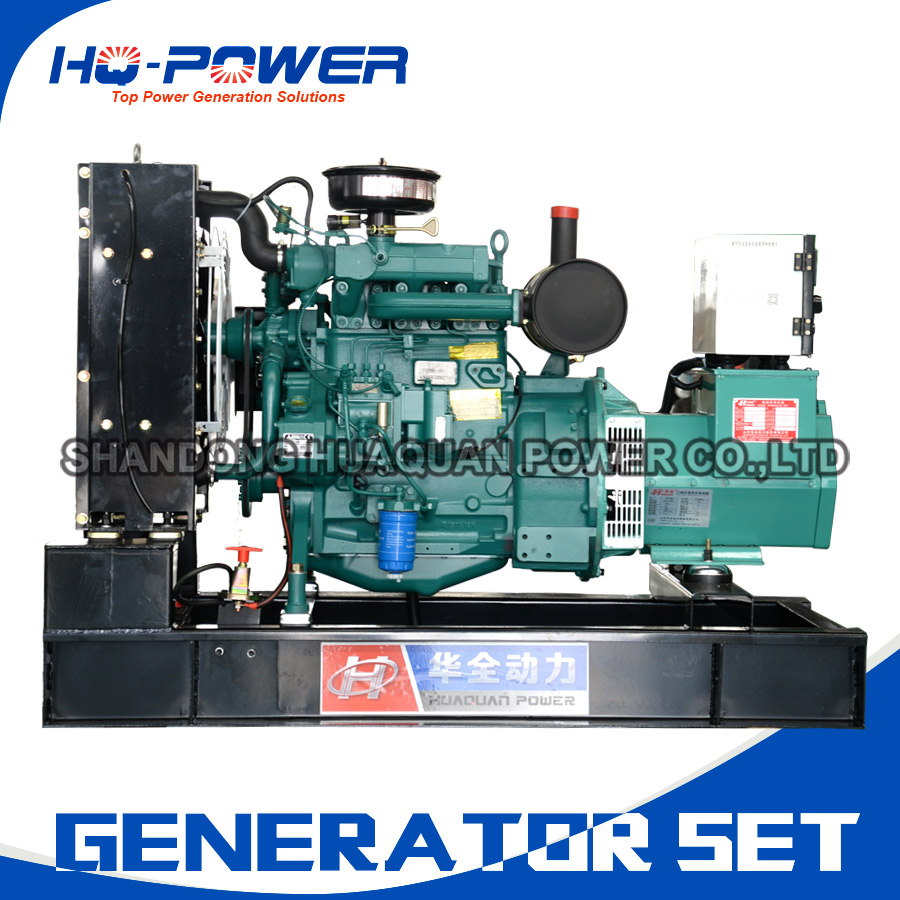 Electric Portable Diesel Home Use 3 Phase 20kw Permanent Magnet Generator For Sale