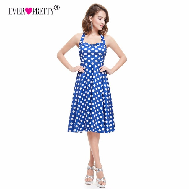 Ever Pretty Plus Size Homecoming Dresses 2018 Simple Casual A Line