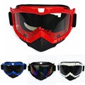 Apoyo EE nueva motocross gafas de protección a prueba de polvo a prueba de viento gafas de casco de moto con nariz XY01