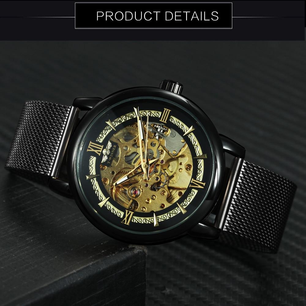 HTB1Xn3BdfWG3KVjSZPcq6zkbXXab WINNER Official Fashion Casual Men Mechanical Watch Blue Mesh Strap Ultra Thin Skeleton Mens Watches Top Brand Luxury Clock 2019