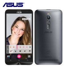 New Original ASUS Zenfone 2 Ze551ML 4GB RAM 64GB ROM Quad Core Mobile Phone 5.5 inch 3000mAh 13MP Android 5.0 LTE 4G SmartPhone