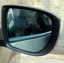 forModern IX35 IX25 Gerui large hyperboloid blue mirror anti glare rearview mirror mirror reflection lens