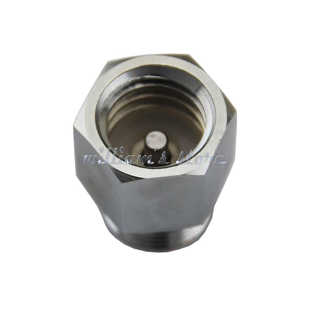 CO2 Thread Adapter Sodastream Thread to W21 8 Adapters