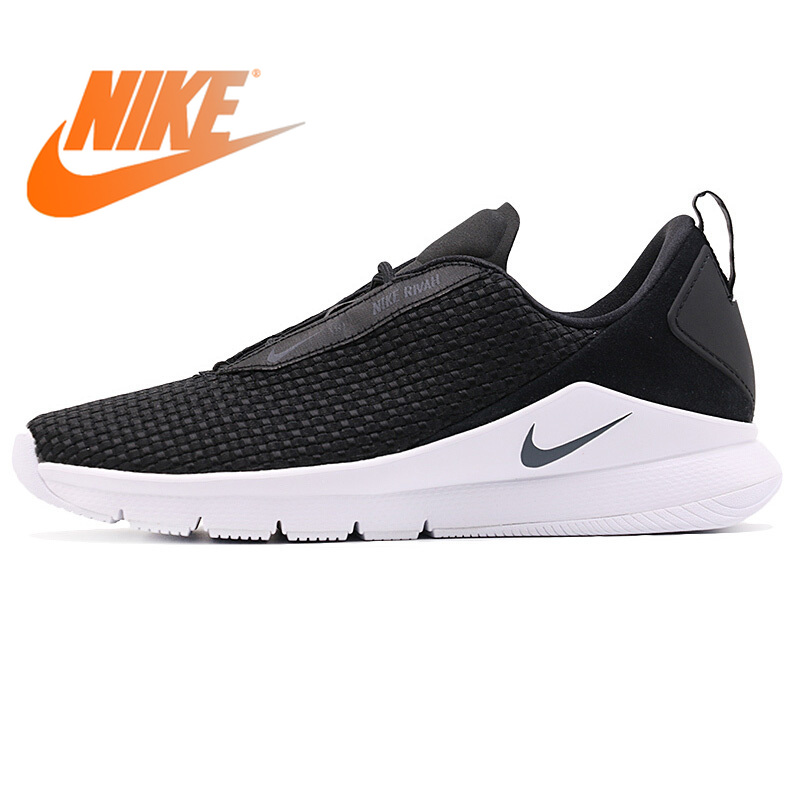 Original 2018 NIKE RIVAH SE Womens Running Shoes Sneakers Breathable Jogging Low-cut Cushioning Outdoor Sports Shoes AO1008Original 2018 NIKE RIVAH SE Womens Running Shoes Sneakers Breathable Jogging Low-cut Cushioning Outdoor Sports Shoes AO1008