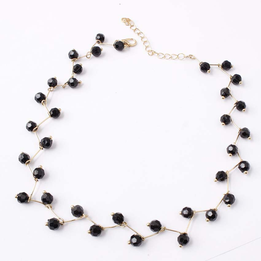 RONGBIN 2019 New Fashion Jewelry Gold Color Multilayer Chain Imitation Pearls Necklaces For Women Wedding Bride Necklace