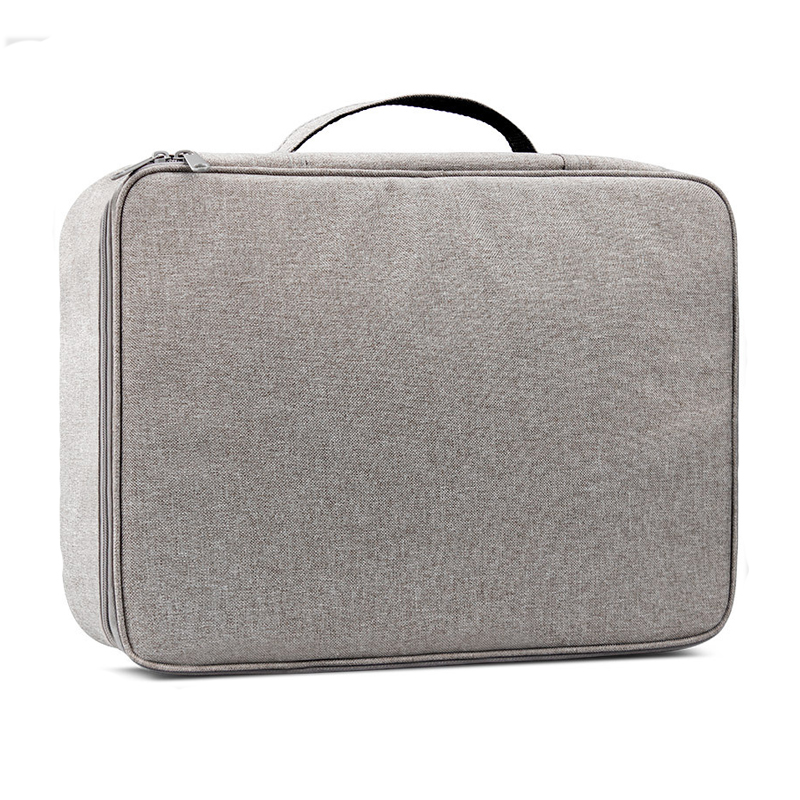 Family Travel Bag Large Capacity Multi Layer Password Lock Travel Bag High Quality Multi Function Organizer Bag