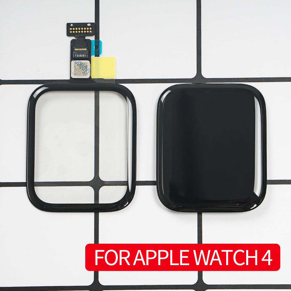 Original 40mm 44m For Apple Watch Series 4 LCD Display Touch Screen Digitizer Assembly For Watch Series 4 LCD Series S4 Display image