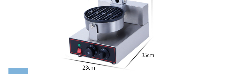 Waffle Oven Commercial Muffin Electric Baking Pan Waffle Machine Cake Machine Lattice Cake Machine Omelet Machine MG-730 20