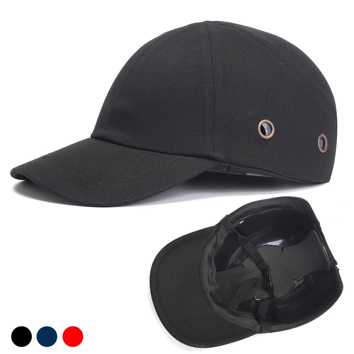 Unisex Work Safety Hat Bump Cap New Lightweight Breathable