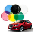 Circular Silicone Anti Slip Mat for Car Ornaments Perfume Jewelry Small Stick Anti-Skid Pad Automobiles Interior