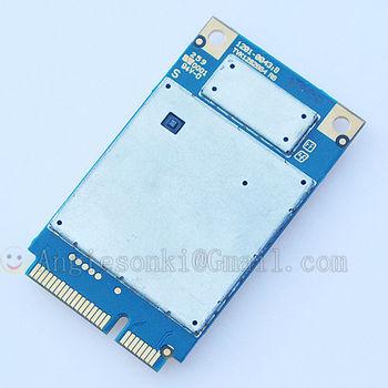 Unlocked DW5530 Wireless Mobile Broadand Modul F3507G Mini PCL-E HSDPA WCDMA GSM +GPS 3G WWAN Card for Dell 12 10 E4200 M2400